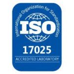 ISO accredited laboratory